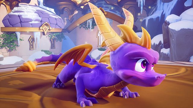Spyro Reignited Trilogy Switch Pre-Load