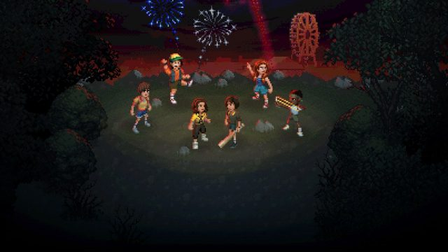Stranger Things 3 Game Unlock New Characters