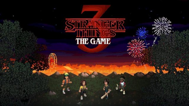 Stranger Things 3 The Game Download File Size