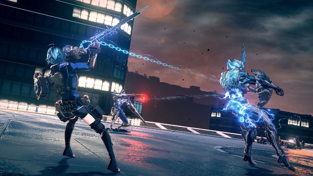 Astral Chain gameplay trailer shows off 9 minutes of action