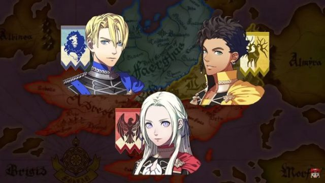 Fire Emblem: Three Houses Promo Gift