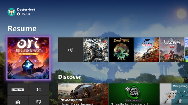 Xbox One dashboard redesign will remove Cortana (1)