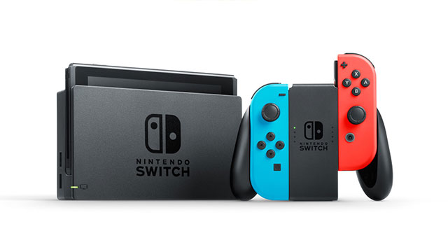 Base Switch hardware update rumored to be in the works