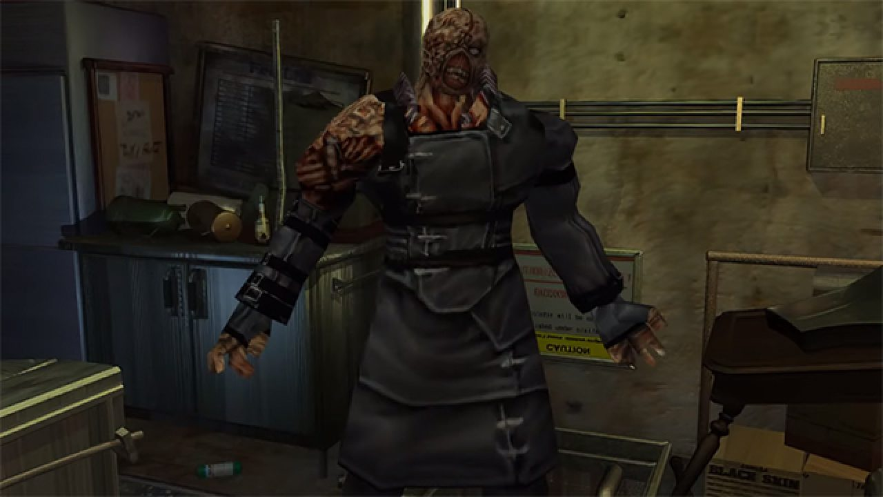 Fanmade Resident Evil 3 Hd Remaster Completely Reskins The Game
