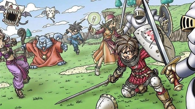 Dragon Quest 9 remake could happen on Nintendo Switch