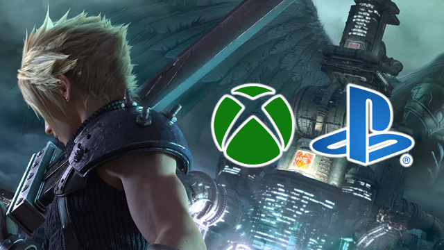 final fantasy 7 xbox one release date ps4
