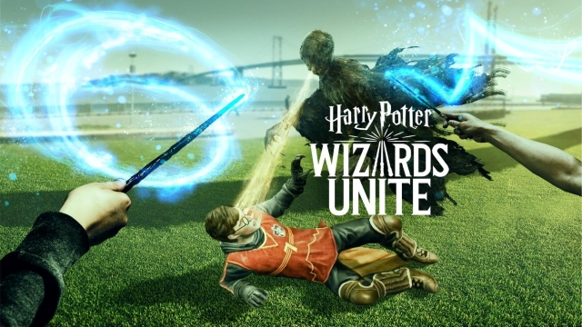Harry Potter: Wizards Unite first month revenue