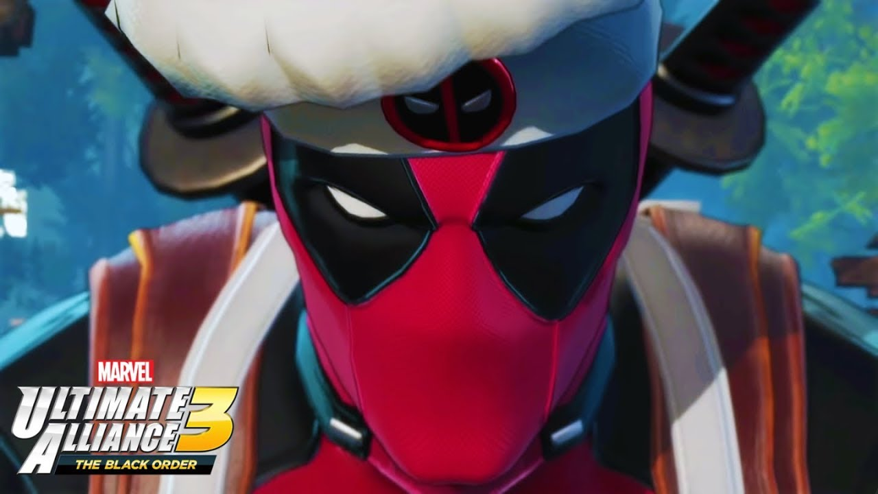 Marvel Ultimate Alliance 3outfits