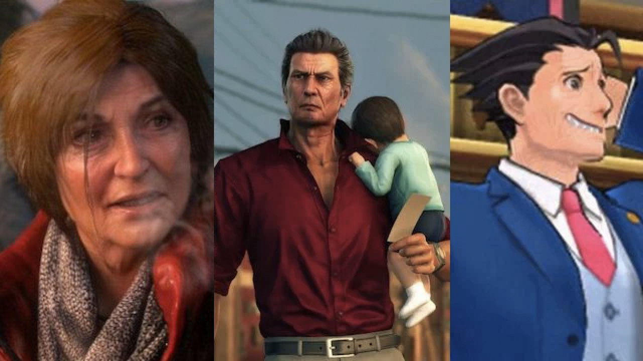 We Used The Faceapp Old Filter To Bring Game Characters Closer To Death Gamerevolution