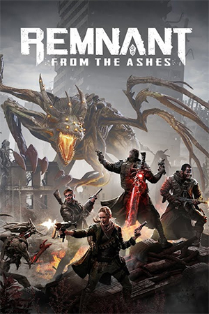 Box art - Remnant: From the Ashes