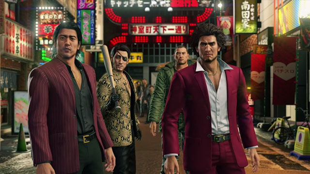 New Yakuza details to be revealed this August