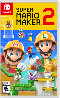 Box art - Super Mario Maker 2