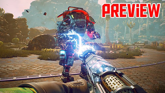 the outer worlds preview