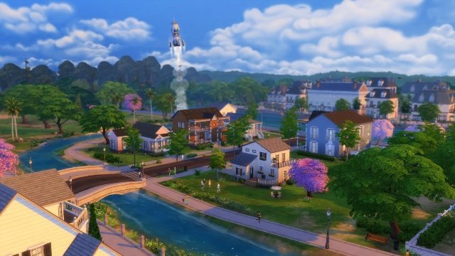 the sims 4 overlook
