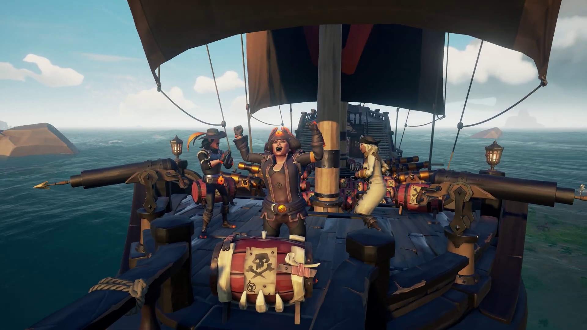 Sea of Thieves release notes