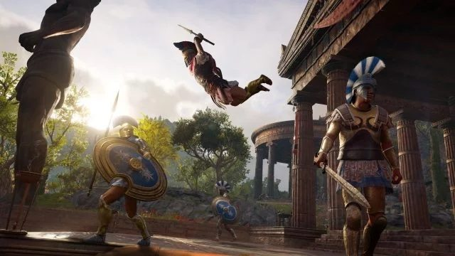 Assassin's Creed Odyssey 1.50 update