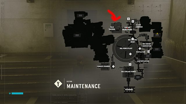 Control Objects of Power Locations Where to find Launch 2