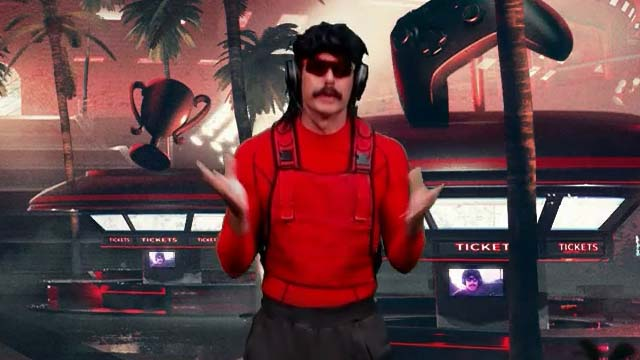 Dr Disrespect on WoW Classic