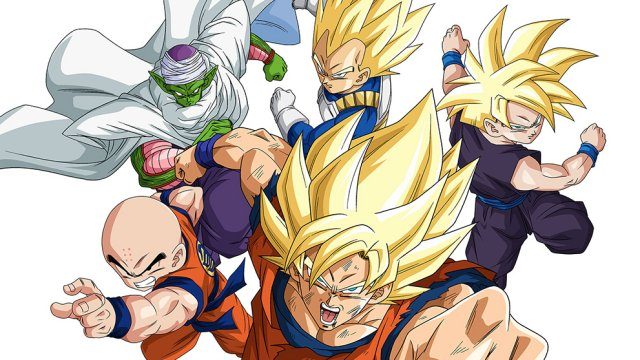 Dragon Ball Legend of Time and Space MMORPG