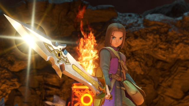 Dragon Quest 11 Switch version differences