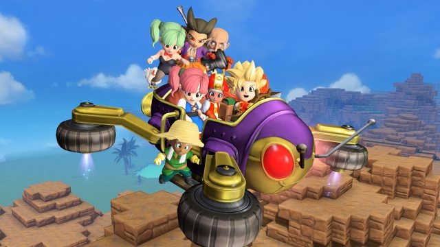 Dragon Quest Builders 2 final free update stability improvements additional changes