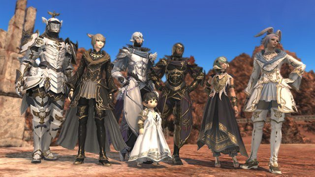 Final Fantasy 14 play for free campaign