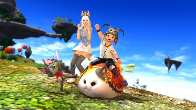 Final Fantasy 14 play for free campaign is live