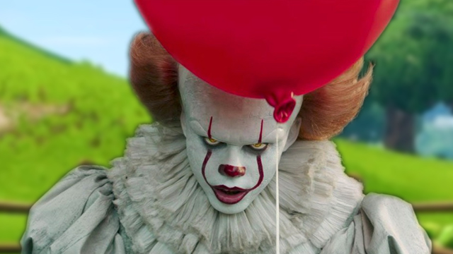 Fortnite x It Chapter Two