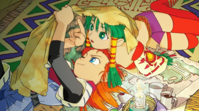 Grandia HD Collection Switch release date