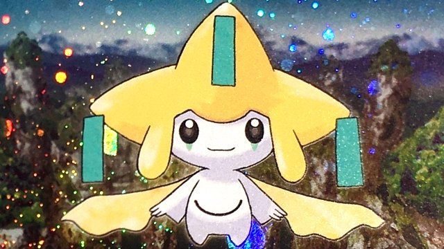 How to get Jirachi in Pokemon Go