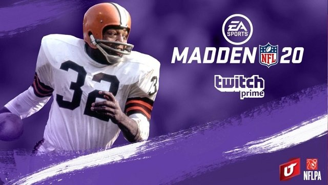 Madden NFL 20 Jim Brown