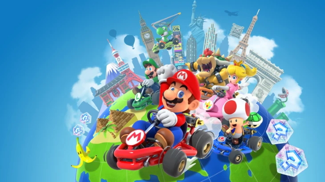 Mario Kart Tour launch time release date
