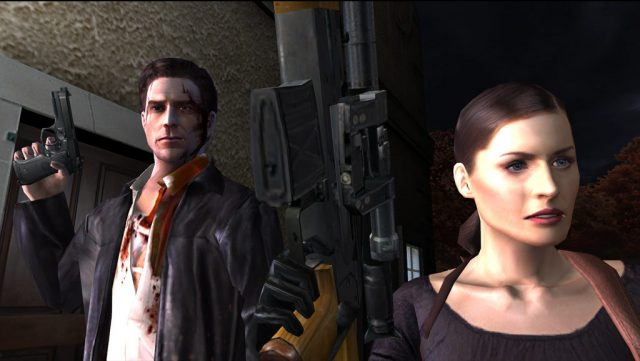 Max Payne Remedy Entertainment