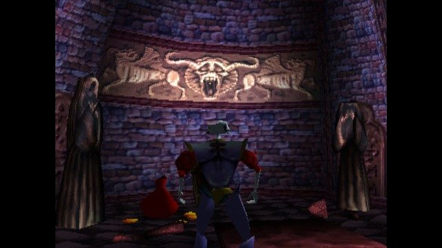 MediEvil remaster PS4 vs PS1 screenshots showcase the upgrade