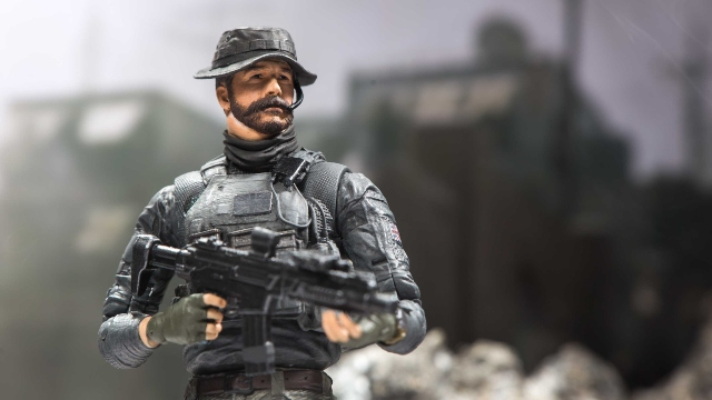 Modern Warfare Captain Price figure pre-order available