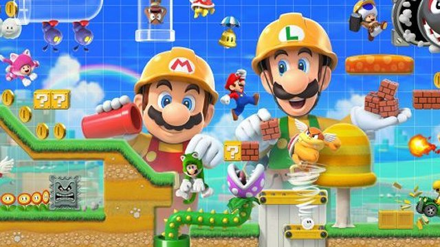 Super Mario Maker 2 working calculator
