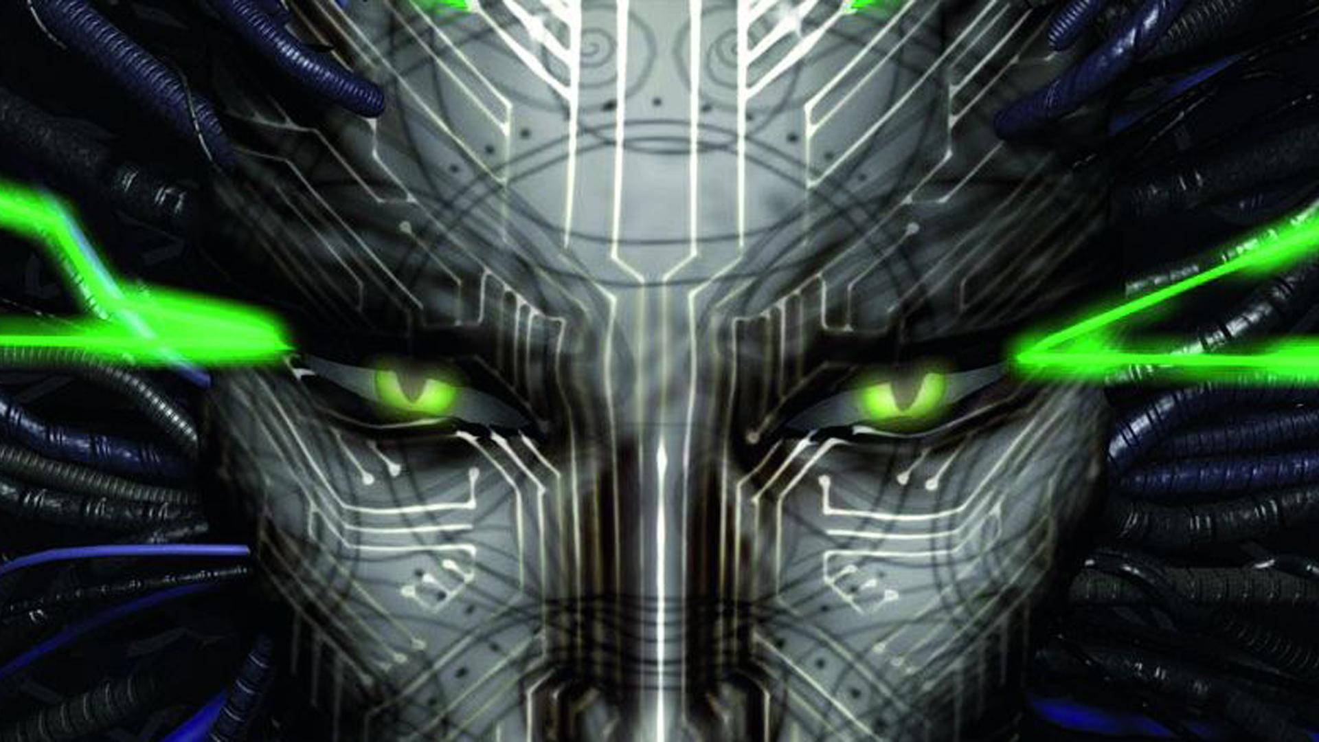 System Shock 2 console
