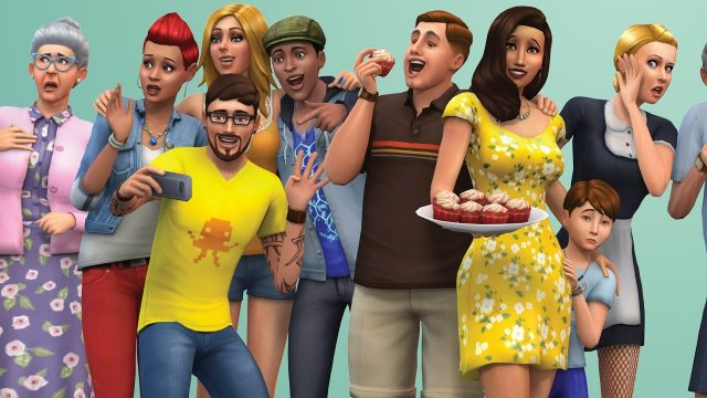 The Sims 4 1.54 Update
