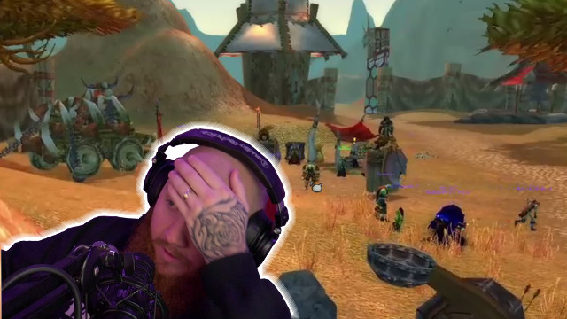 TimTheTatman WoW Classic World of Warcraft Classic disconnects