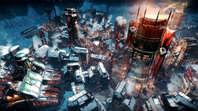 Frostpunk: Console Edition release date announced