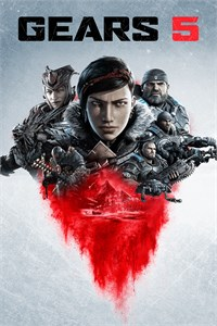 Box art - Gears 5