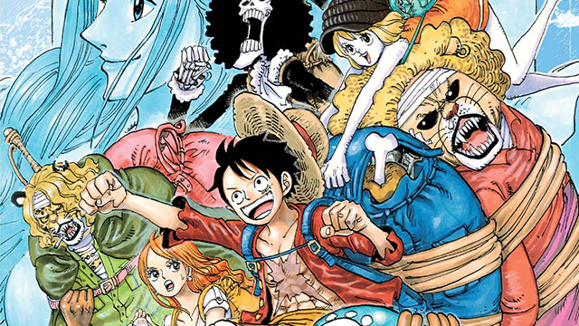 Weekly Shonen Jump possibly delayed due to Typhoon