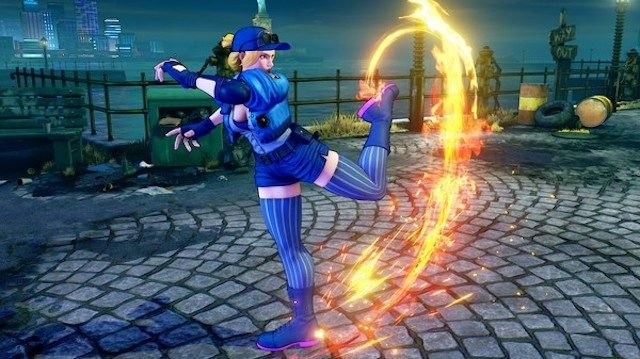 lucia morgan street fighter 5 dlc characters