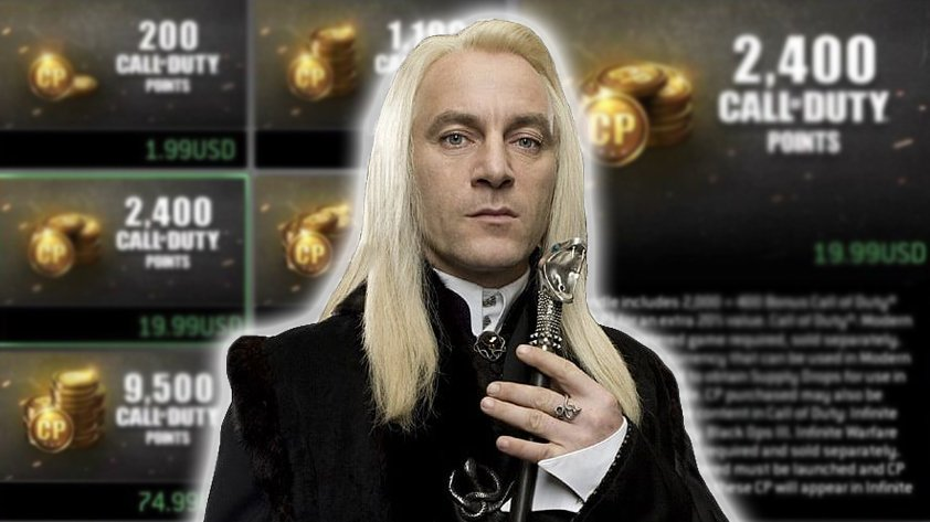 how microtransactions are like lucius malfoy