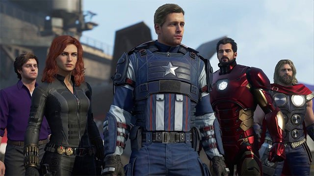 """Marvel's Avengers character models will """"continue to change"""""""