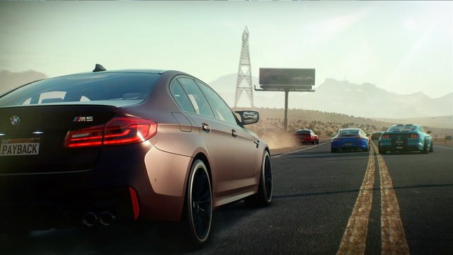 New Need for Speed countdown timer