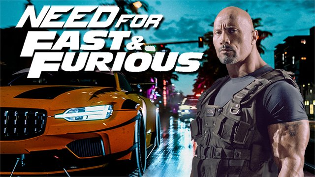 How can Need for Speed Heat capture that Fast and Furious vibe?