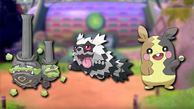 Galarian Weezing, Zigzagoon, and Linoone aren't the only new Pokemon forms we need