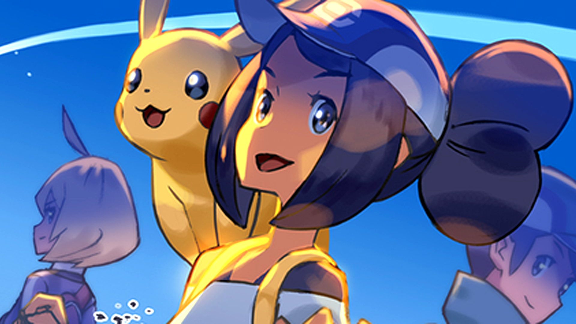 Can You Catch Pokemon In Pokemon Masters Gamerevolution