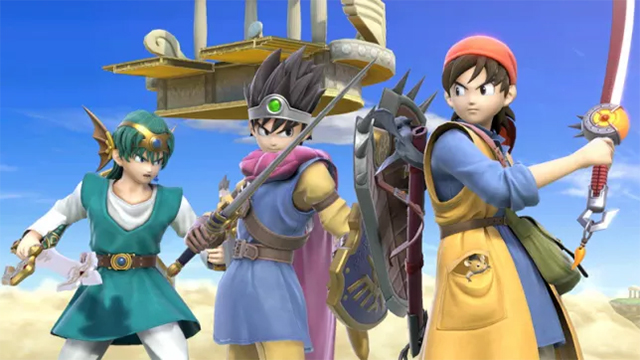 The Dragon Quest Hero Smash Ultimate DLC is the best yet